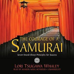 The Courage of a Samurai Audiobook