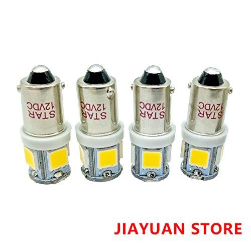 BA9S 12V LED Bulb (12V-Warm White)