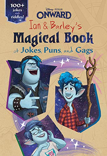 Onward: Ian and Barley's Magical Book of Jokes, Puns, and Gags
