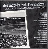 Definitely Not the Majors by Bush League Records