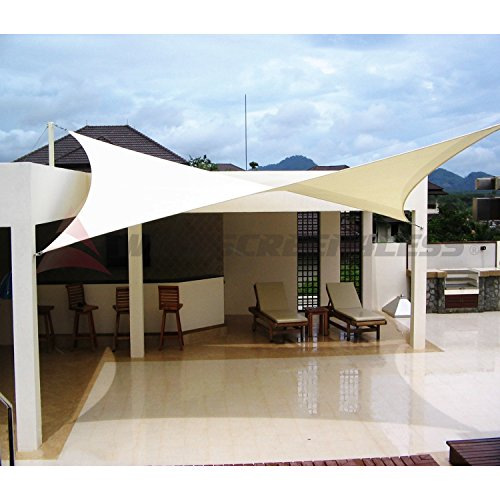 Windscreen4less-16-x-16-Sun-Shade-Sail-Square-Canopy-with-Commercial-Grade-3-Year-Warranty-Customized-Sizes-Available