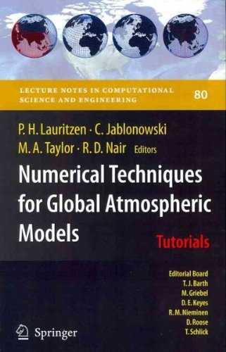 (Numerical Techniques for Global Atmospheric Models) By Lauritzen, Peter H. (Author) Hardcover on (04 , 2011)