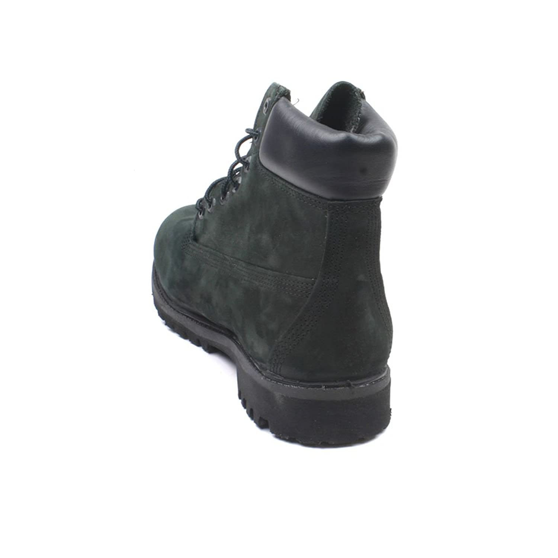 Timberland Premium 6 Pouces D'origine Rare Toutes Les Bottes En Nubuck Noir q6ToHOWQHT