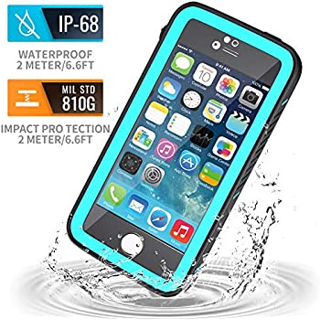 Amazon com: Eonfine Waterproof Case for iPhone 5S/SE