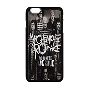Black Parade Fahionable And Popular Back Case Cover For Iphone 6 Plus