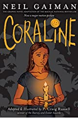Coraline: The Graphic Novel Paperback