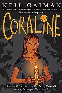 Coraline: Neil Gaiman, Dave McKean: 9780380807345: Amazon.com: Books