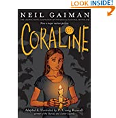 Coraline: The Graphic Novel                         (Paperback) by Neil Gaiman, P. Craig Russell