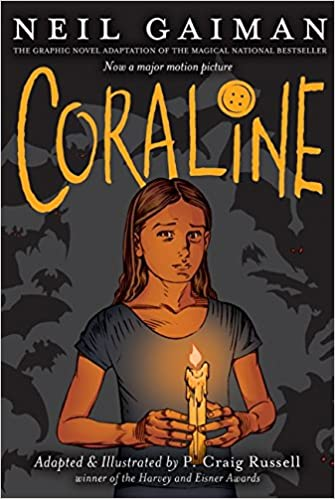 Image result for coraline graphic novel