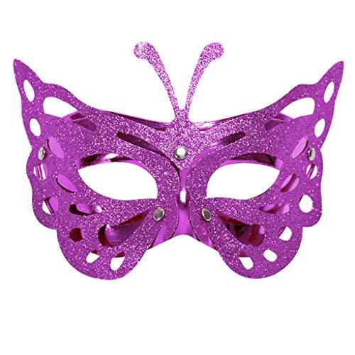 Sayolala The Purge Mask Led Venetian Masquerade Masks Mardi Gras Party Costume Best Halloween Masks Pink