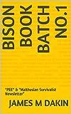 Bison Book Batch no.1: