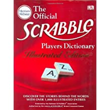 Merriam Webster Illustrated Official Scrabble Dictionary