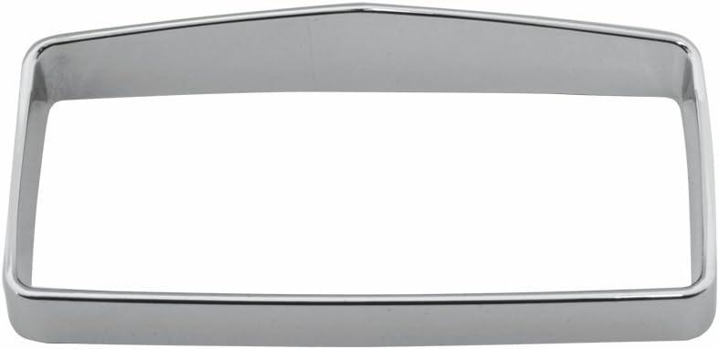 Grand General 66995 Plastic Chrome Center Instrument Bezel for Kenworth