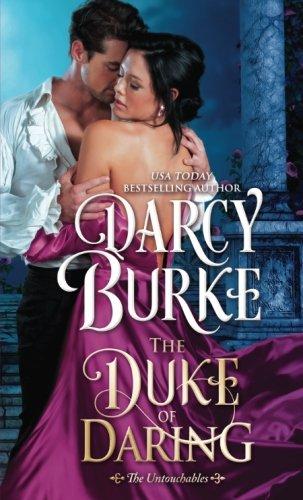 book cover of The Duke of Daring