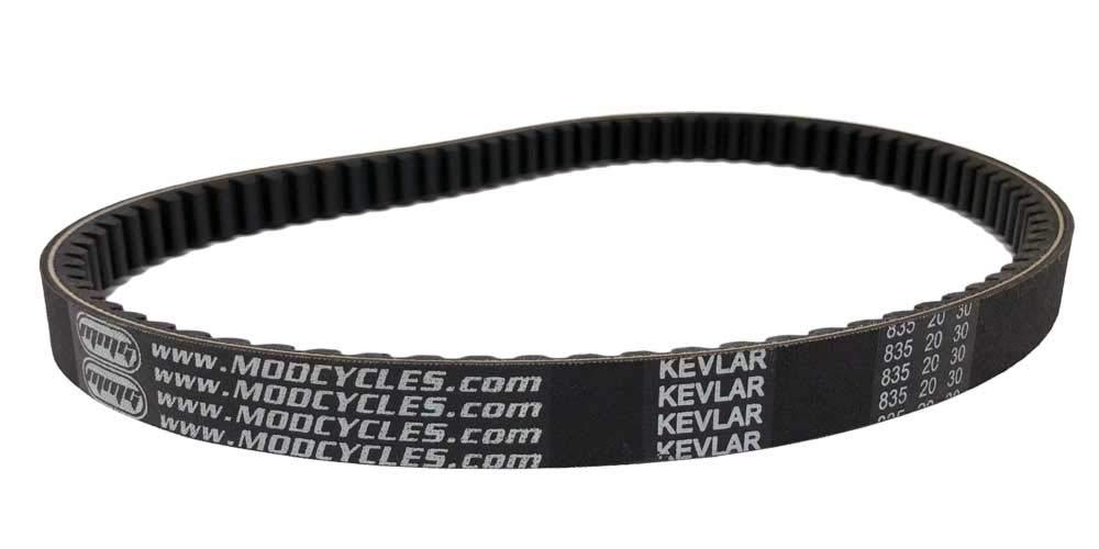 MMG V-Belt CVT Drive Belt KEVLAR 835 20 30 fits GY6 125cc 150cc Motorcycle Scooter by MMG