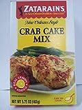 Zatarain s New Orleans Style Crab Cake Mix 5.75 oz.