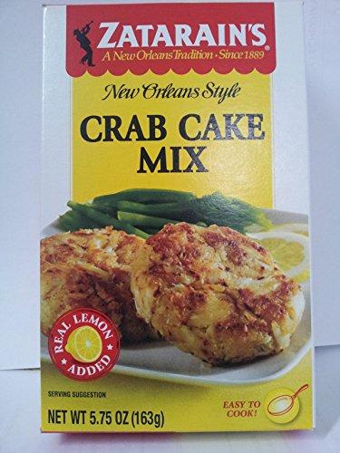 Zatarain's New Orleans Style Crab Cake Mix 5.75 ()