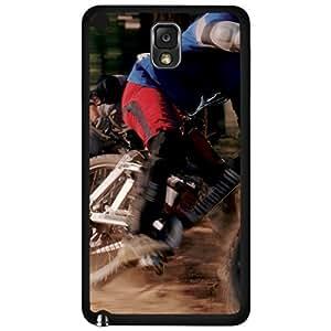 Dirt Biking and Mud Motorcross Sports Hard Snap on Phone Case (Note 3 III)