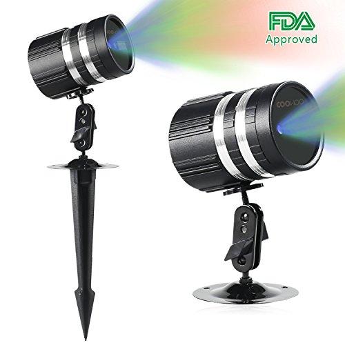 Outdoor Landscape Laser Lighting - 2