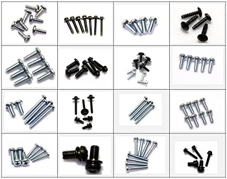 Complete Screw Set for Base Stand Pedestal and Neck for Samsung UN55ES6100F