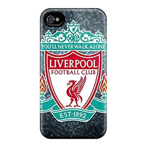 DrawsBriscoe Iphone 6 Great Hard Cell-phone Case Unique Design Trendy Liverpool Fc Series [uIh17921uJCZ]