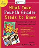What Your Fourth Grader Needs to Know, E. D. Hirsch, 0385337655