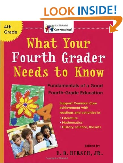 Book for 4th Graders: Amazon.com