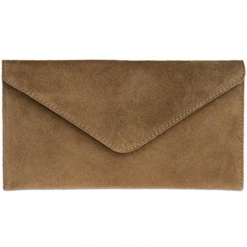 TL708 Caqui CASPAR Clutch Women Envelope Uxwv8q