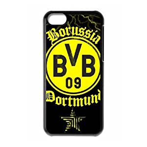 iPhone 5C Phone Case Cover Dortmund,BVB ( by one free one ) D63612