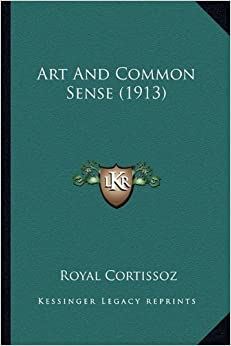Art and Common Sense (1913)