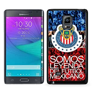 Samsung Galaxy Note Edge Case ,Fashion And Unique Designed Samsung Galaxy Note Edge Case With Chivas 4 Black Hight Quality Cover