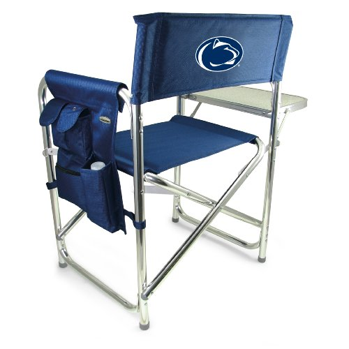 Penn State Adult Chair - PICNIC TIME NCAA Penn State Nittany Lions Sports Chair
