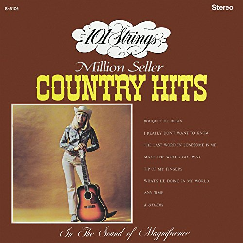 digital booklet 101 strings play million seller country hits by 101