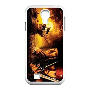 Pirates of the Caribbean Samsung Galaxy S4 9500 Cell Phone Case White UI8318364