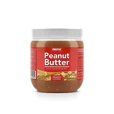 Crunchy Caramel Peanut Butter 500 g