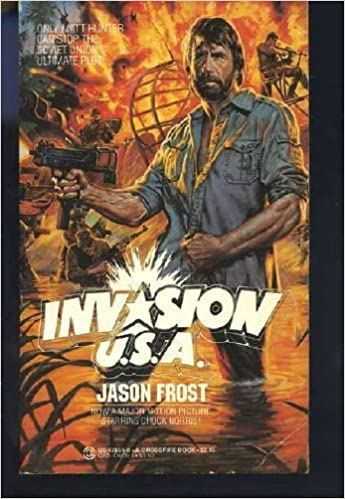Book Invasion U.S.A. by Jason Frost (1985-09-01)