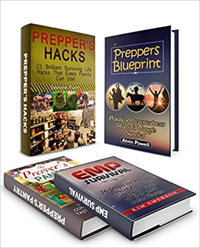 Prepper's Hacks Box Set: Steps on How to Increase Emergency