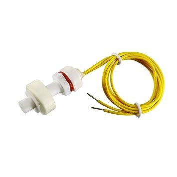 uxcell Aquarium Vertical Water Level Sensor Plastic Floating Switch Control - Electronic Component Sensors - Amazon.com