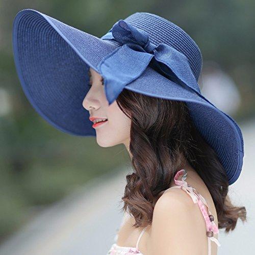 De bajo costo LOF-fei Mujer verano sombrero para el sol sombreros de ... d3ecb14488d
