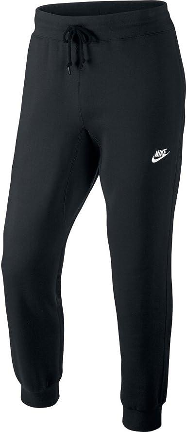 Nike Hose AW77 Cuffed Fleece Pants Pantalones, Hombre: Amazon.es ...