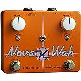 Keeley Nova Wah - Dual Fixed Wah Tone Pedal
