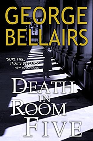book cover of Death In Room Five