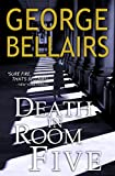 Front cover for the book Death in Room Five by George Bellairs