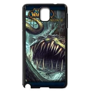 Samsung Galaxy Note3 N9000 Csaes phone Case World of Warcraft MSSJ91209