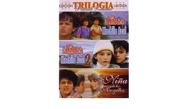 Amazon.com: Trilogia: La Niña de la Mochila Azul, La Niña de la Mochila Azul 2, La Niña de los Hoyitos: Movies & TV
