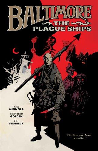 Baltimore Plague Ships Mike Mignola ebook product image