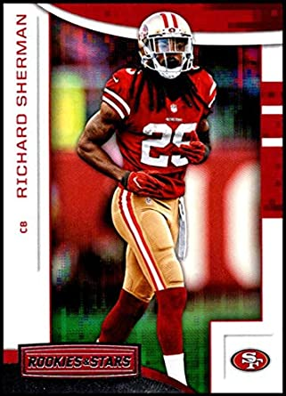 the best attitude e24d7 e675b Amazon.com: 2018 Rookies and Stars Football #34 Richard ...