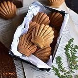 CHEFMADE Madeleine Mold Cake Pan, 12-Cavity