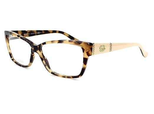 Lunettes de vue Gucci GG 3559  Amazon.fr  Vêtements et accessoires 5a4e26d5e5bd