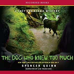 The Dog Who Knew Too Much Audiobook